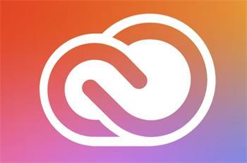 Adobe Photoshop CC MP ML (+CZ) EDU RENEWAL L-1 1-9 NAMED (12 měsíců)