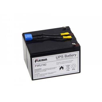 akumulátor FUKAWA FWU142 náhrada za RBC142