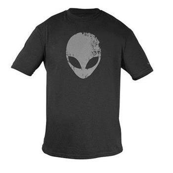 Alienware Distressed Head Gaming Gear T-shirt grey - L