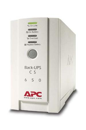 APC Back-UPS CS 650EI (400W)