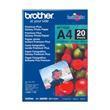 Brother fotopapír BP71GA4, 20 listů, A4, Premium Glossy, 260g