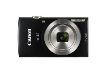 Canon IXUS 185 BLACK Essential KIT (+neopren.pouzdro)