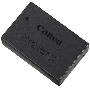 Canon LP-E17 - akumulátor pro EOS750D/760D/800D/77D/80D/M5/M6