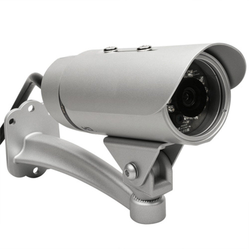D-Link DCS-7110/E Outdoor Full HD PoE Day/Night Fixed Bullet Camera with IR LED