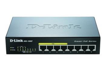 DGS-1008P/E