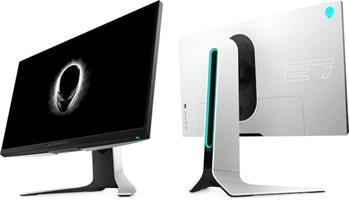 "Dell Alienware AW2721D LCD 27"" IPS/2560x1440/1000:1/1ms/2xHDMI/DP/USB 3.0/bily"