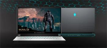 DELL Alienware M15 R4/i7-10875H/32GB/1TB SSD(2x512GB)/8GB RTX3070/FHD 300 Hz/W10H/2 roky NBD/cerny