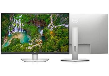 "Dell S3221QS LCD 32""/8ms/3000:1/2xHDMI 2.0/USB 3.0/DP/3840x2160/VA panel/cerny"