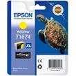 EPSON cartridge T1574 vivid yellow (želva)