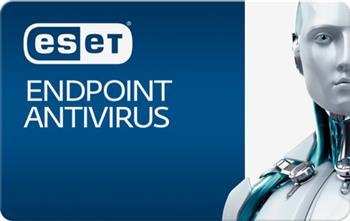 ESET Endpoint Antivirus 5 - 25 PC + 1 ročný update