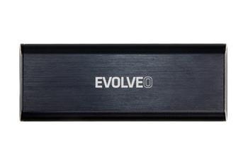 EVOLVEO Tiny M1, 10Gb/s, M.2 externí rámeček, USB