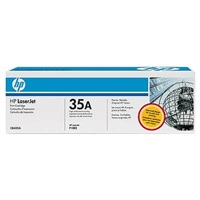 HP CB435A Toner 35A pro LJ P1005, P1006, (1500str), Black
