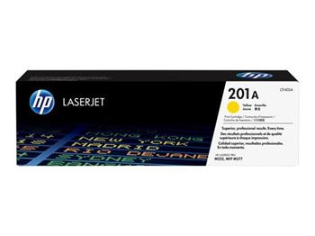 HP CF402A Toner 201A pro CLJ M277, M252, (1400str), Yellow