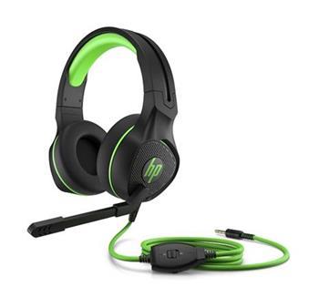 HP Pavilion Gaming 400 Headset - černo/zelená