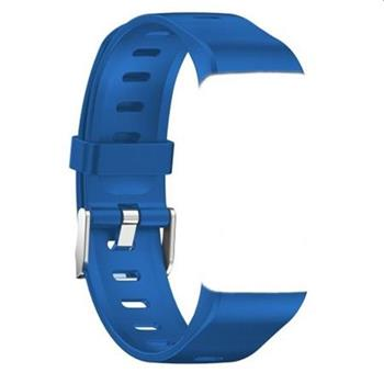 IMMAX řemínek pro chytrý náramek TEMP FIT modrý
