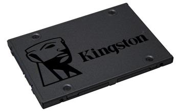 Kingston Flash SSD 120GB A400 SATA3 2.5 SSD (7mm height)