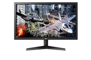"""LG 24GL600F-B.AEU 24"""" TN FHD 1920x1080/16:9/300cdm/1ms/HDMI/DP/FreeSync/144Hz/Pivot"""