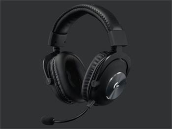 Logitech Headset G Pro - černý