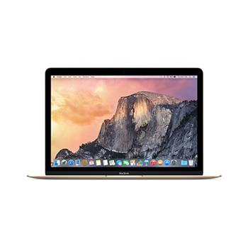 "MacBook 12"" Retina Core M3 1.2GHz 8GB 256GB Gold - Rozbalený"