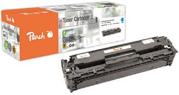 PEACH kompatibilní toner Canon CRG-718C, cyan, 2800 výnos