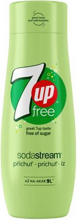 SodaStream Sirup 7up free 440 ml