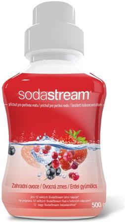 SodaStream Sirup ovocná směs 500 ml