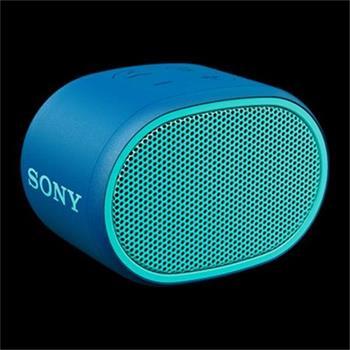 SONY SRS-XB01L Přenosný bezdrátový reproduktor s technologií Bluetooth, Blue
