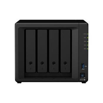 Synology DS420+ +EW201 RAID 4xSATA server, 2xGb LAN