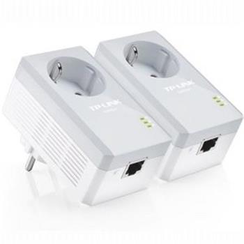 TP-Link Powerline ethernet TP-Link TL-PA4010P Starter Kit (2ks) nano adaptér (500 Mbps)